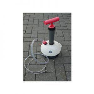 Leeghevelpomp 6 liter | Tractiebatterijen.com